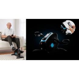 Melhore a sua circulação, exercite as suas pernas, os seus braços e tonifique o corpo em geral.