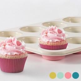 Forma vintage para Cupcakes...