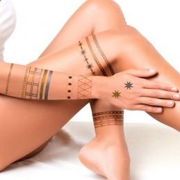 Tatuagens Adesivas Bijou...