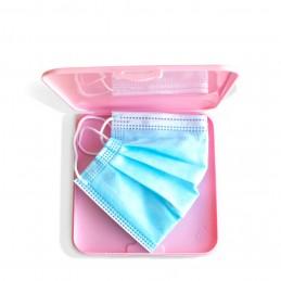 As novas caixas antibacterianas para guardar as máscaras em segurança, sem nunca as perder.