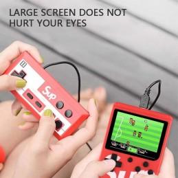 É hora de aproveitar esta fantástica consola retro portátil que inclui 400 jogos, ideal para as crianças que querem conhecer os jogos dos anos 80 e 90.