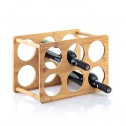 O suporte que irá melhorar a apresentação das suas garrafas favoritas, dando um toque elegante à sua cozinha ou sala.