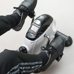 Perfeito para fazer exercício de forma cómoda e fácil, já que permite pedalar enquanto está sentado na sua poltrona ou sofá.