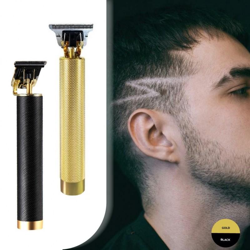 Eis uma prática máquina de cortar cabelo de alta qualidade, com uma capacidade de corte de nível profissional.
