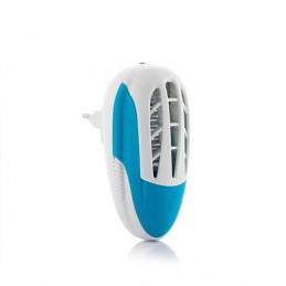 Muito eficaz para eliminar com facilidade os aborrecidos mosquitos, sem ter de recorrer a produtos químicos nem a ruídos.