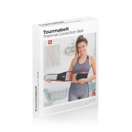 Um Corretor térmico com ímanes de turmalina com efeito de calor ajuda a corrigir a postura através de compressão