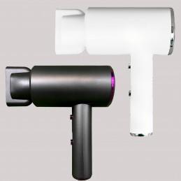 Um secador Iónico de 3000W compacto e potente , a agulha de condensação embutida condensa a humidade do ar e atomiza em minúsculos iões negativos
