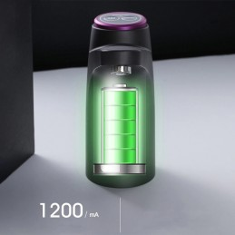 Um Dispensador de água elétrico e elegante, para desfrutar de água refrescante com uma simples instalação com apenas um clique.