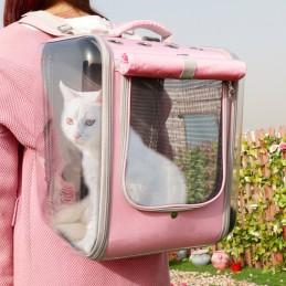 Faça com que seu amigo de quatro patas se sinta seguro e confortável, permitindo-lhe ter uma visão mais ampla do mundo exterior.
